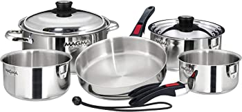 Magma A10-360L-IND 10-Piece Cookware Set