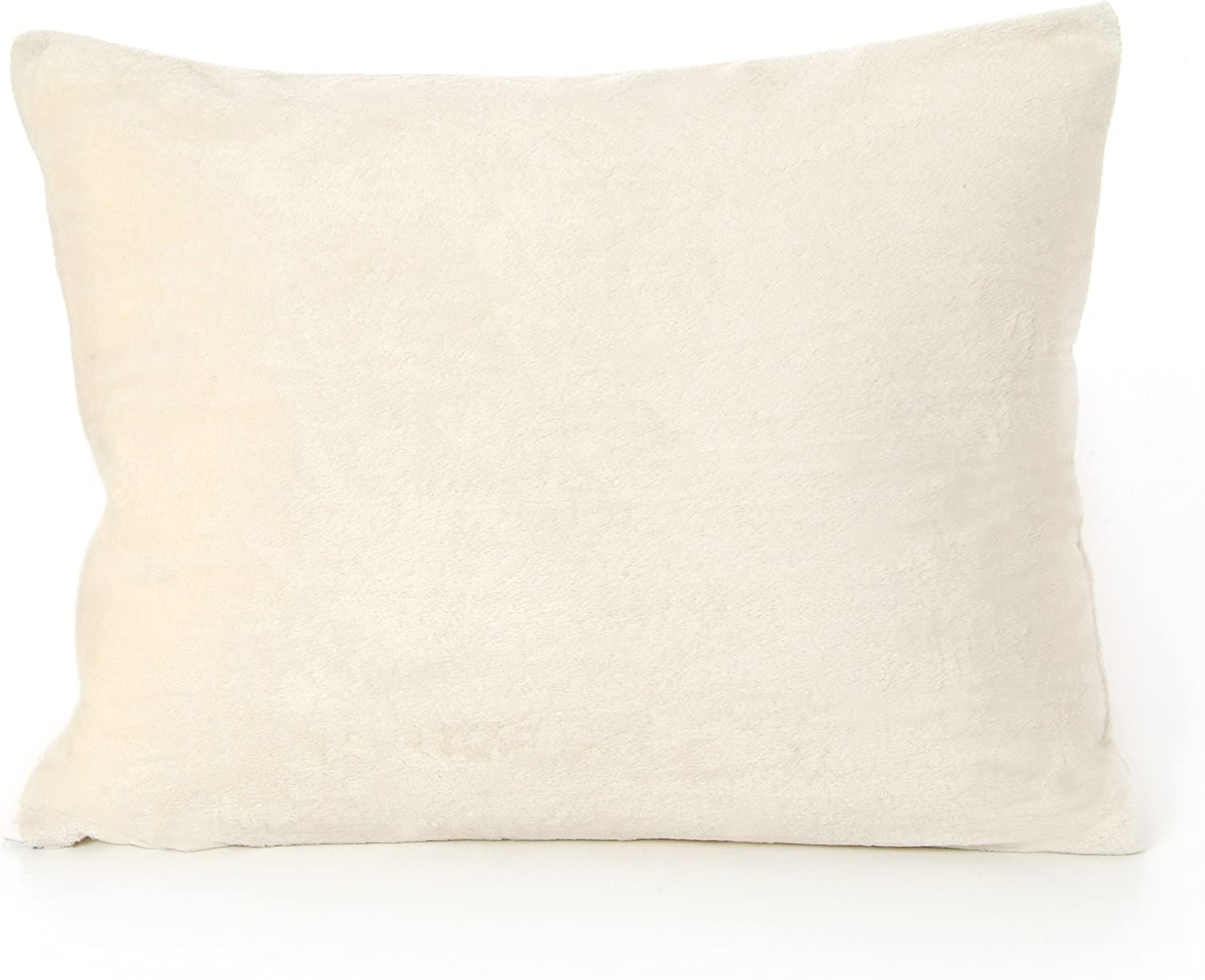 "My First Pillow Memory Foam Youth PIllow, 1'8"" x 1'4"" x 3"", Cream"