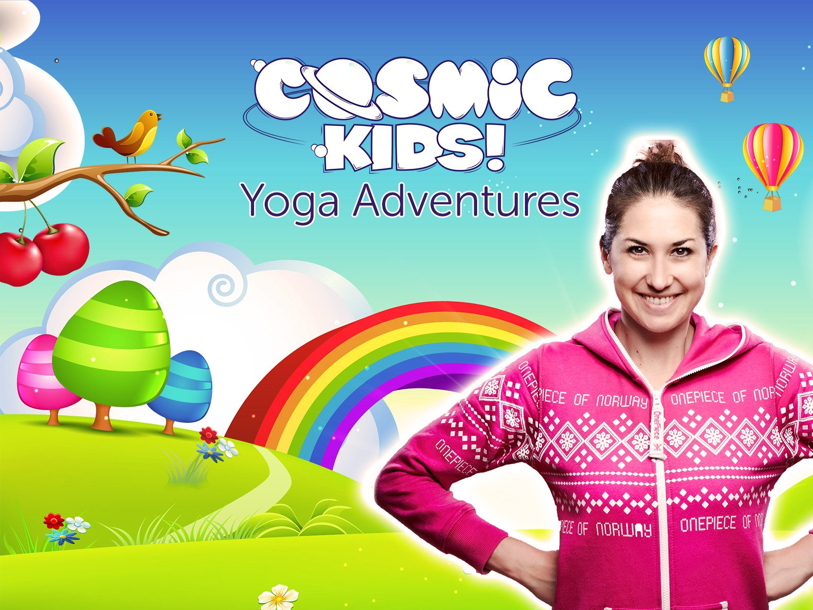 Amazon.com: Cosmic Kids Yoga Adventures: Jaime Amor, Martin Amor