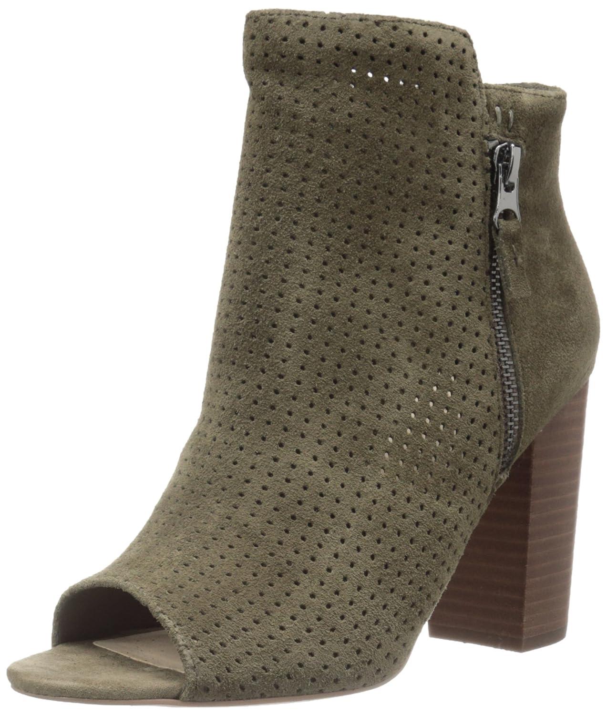 Jessica Simpson Women's Keris Ankle Bootie B01GJ9TCRM 8 B(M) US|Dark Olive