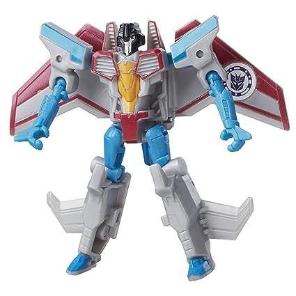 Transformers Robots in Disguise Combiner Force Legion Class Starscream, Blue