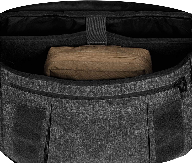 Helikon-Tex Urban Courier Bag Laptoptasche Medium Nylon Melange Black-Grey