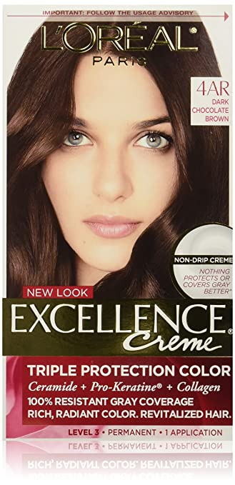 Amazon Loral Paris Excellence Crme Permanent Hair Color
