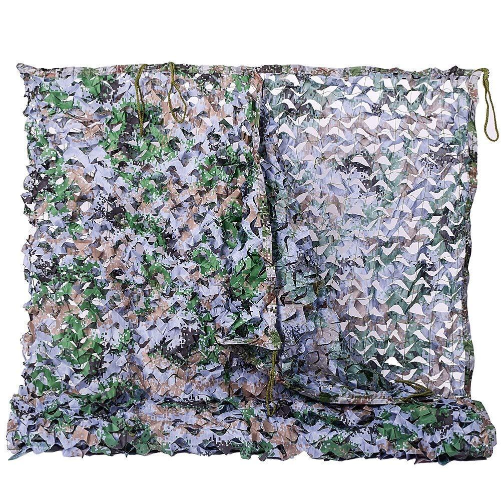 アンマーショップ 山の緑の装飾迷彩ネットバイザー日焼け止めネット新 6m×6m、テーマパーティー迷彩ネット、対空迷彩ネット、 (サイズ (サイズ さいず : : 10m×50m) B07P4LCZLP 6m×6m 6m×6m, 屋久島ウコンの里:e176a8cc --- fbrasil.com