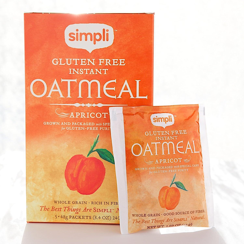 Simpli Instant albaricoque última intervensión de gluten ...