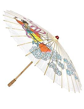 Sombrilla china 100 cm - Única