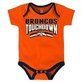 Outerstuff NFL Boys' NFL Newborn & Infant Playmaker 3 Piece Onesie Set