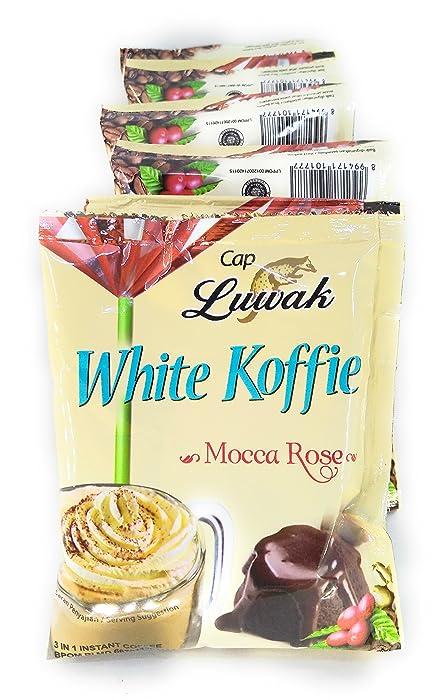 Top 9 Food White Koffie Indocafe