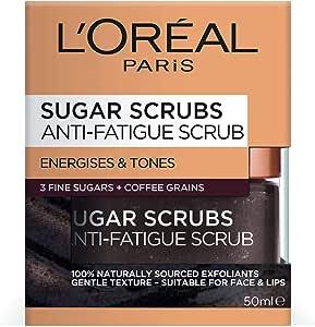 L'Oréal Paris Sugar Scrubs Coffee Anti-Fatigue Face Scrub