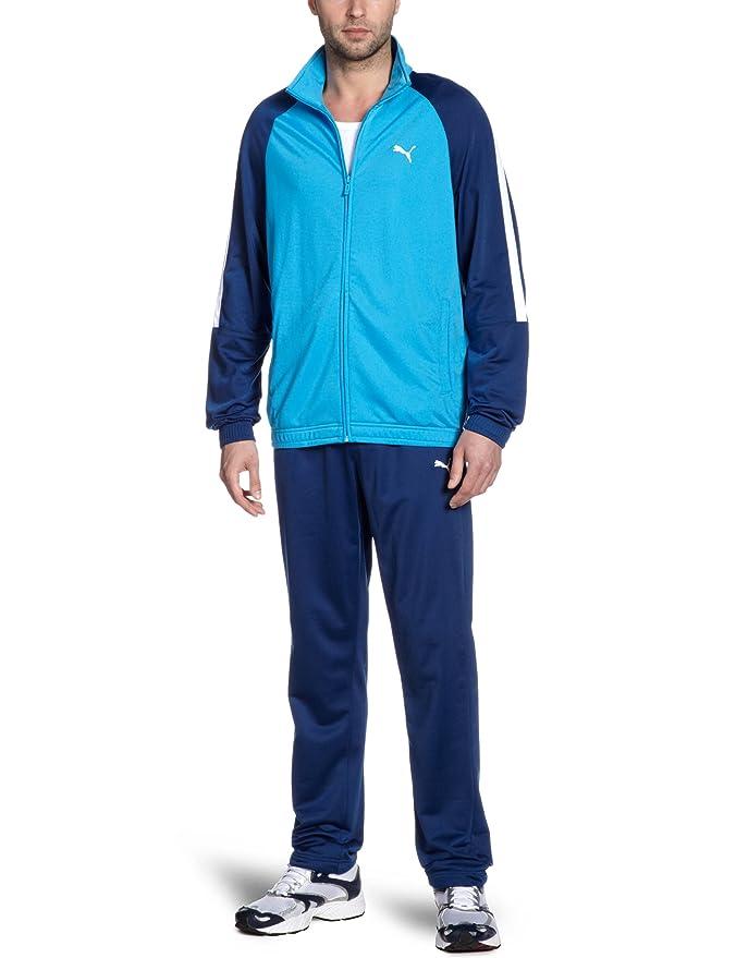 PUMA - Chándal para Hombre, tamaño XL, Color Estate Azul - Dresden ...