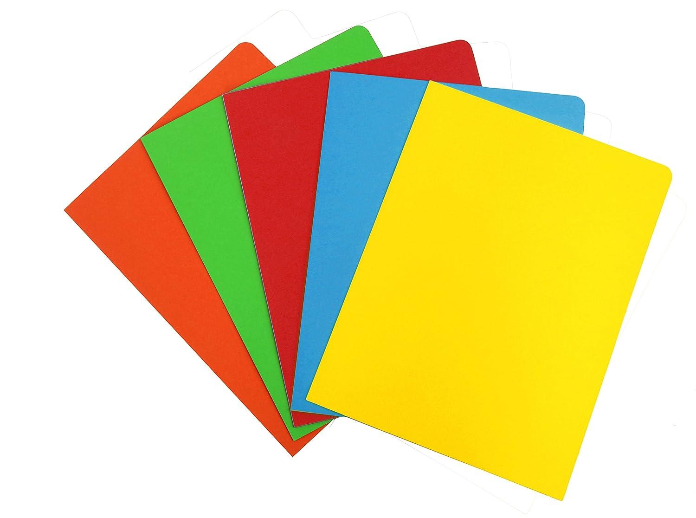 color verde Elba Gio 400040652 F/º Pack de 50 subcarpetas simples