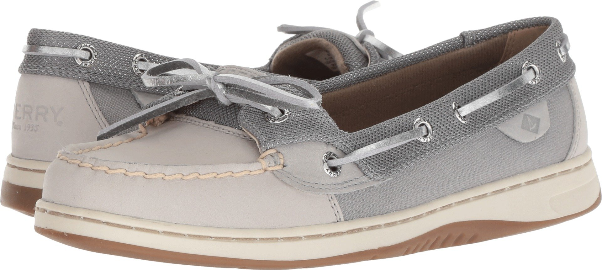 Sperry Women's Angelfish Metallic Mesh Vapor 6 M US by Sperry (Image #1)