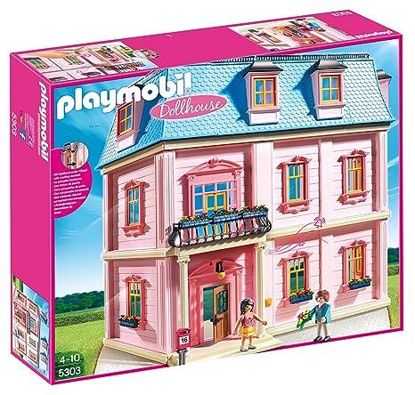 Playmobil 5303 Maison Traditionnelle Amazon Fr Jeux Et Jouets