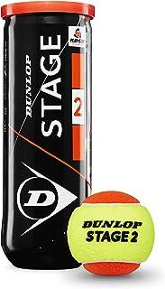 DUNLOP Stage 2 - Pallone da Tennis da Adulto, Unisex, Taglia Unica