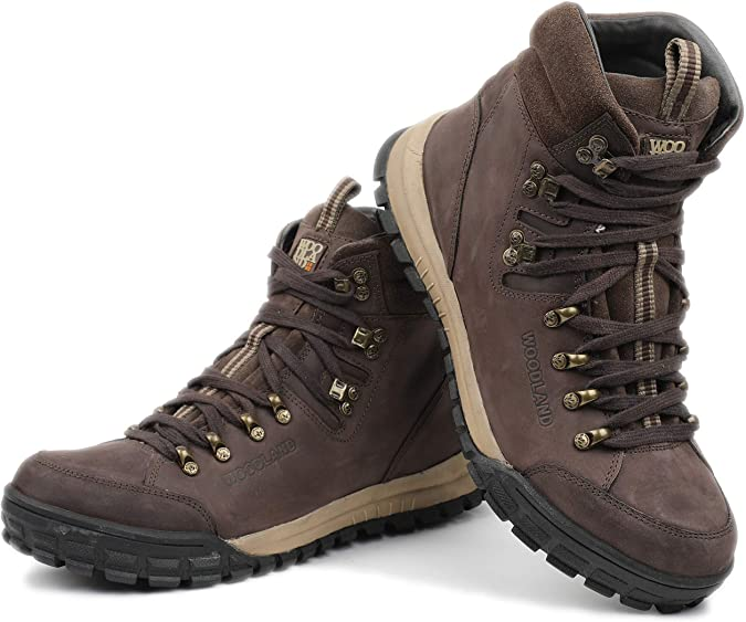 Woodland Men's Leather Boots #2980118
