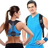 Aroamas Posture Corrector for Women & Men, Relieves