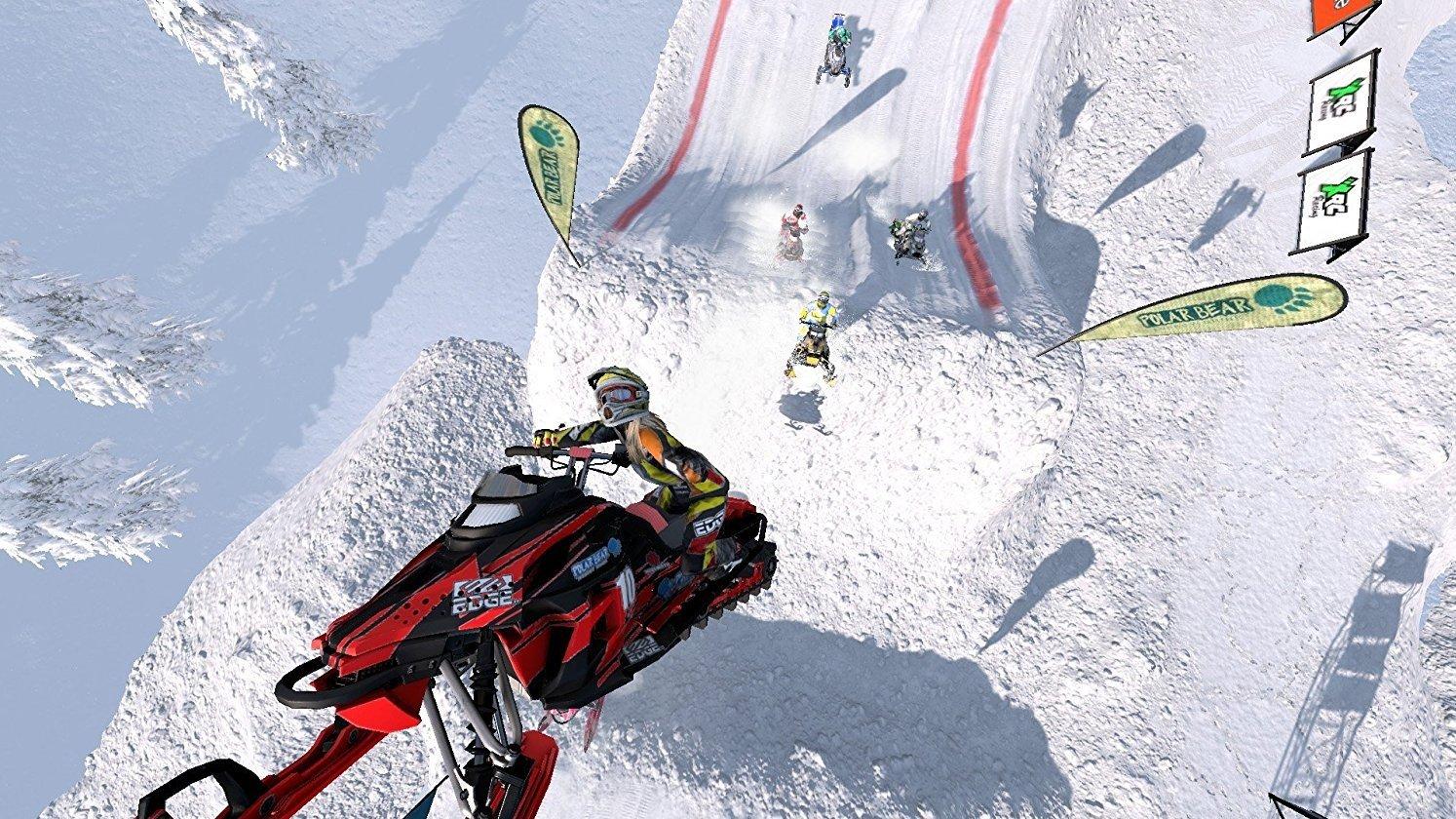 08b935de48b36 Snow Moto Racing  Freedom - Versión Española  Amazon.es  Videojuegos