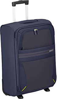 American Tourister Summer Voyager Upright Hand Luggage, 55 cm, 38.5 Liters, Midnight Blue