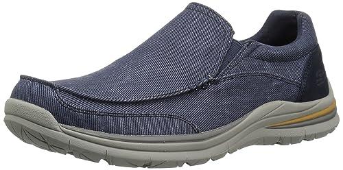 Skechers Superior vorado 2.0 Mens Entrenador: Amazon.es: Zapatos y complementos