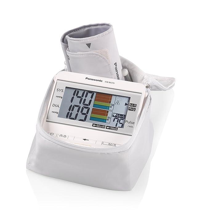 Panasonic EW-BU75 270 - Tensiómetro de brazo: Amazon.es: Salud y cuidado personal