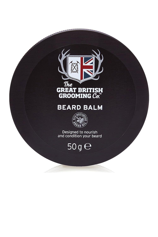 El gran británico Grooming barba Bálsamo 50g QBC G100400