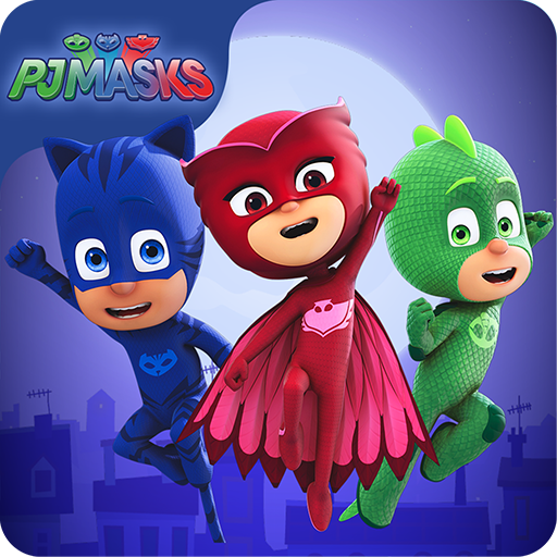 - PJ Masks: Moonlight Heroes
