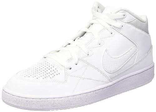 Nike Priority Mid, Zapatillas de Baloncesto para Hombre, Blanco ...