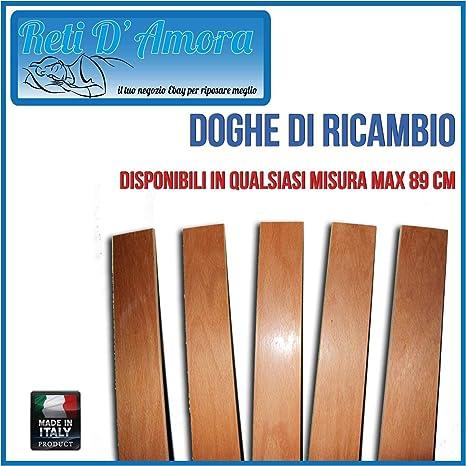 DOGHE PER RICAMBIO LETTO 89x6,8cm: Amazon.it: Casa e cucina