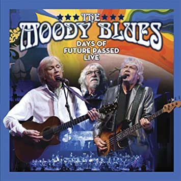 The Moody Blues - Day of Future Passed Live [2 LP] - Amazon.com Music