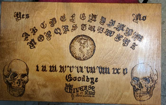 Amazoncom Large 24 X 15 Old Occult Handmade Ouija Boards Spirit