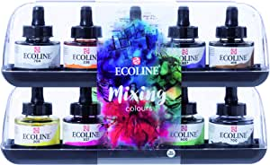 EcoLine Liquid Watercolor 30ml Set of 10 (11259902)