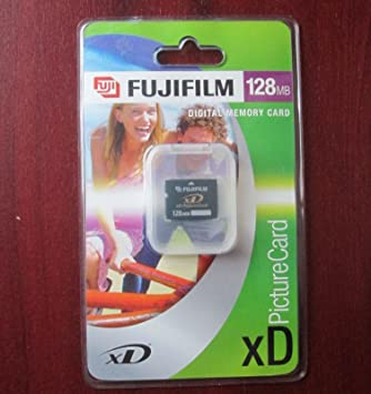 Amazon.com: Fuji Fujifilm xD-Picture Card 128MB: Computers ...