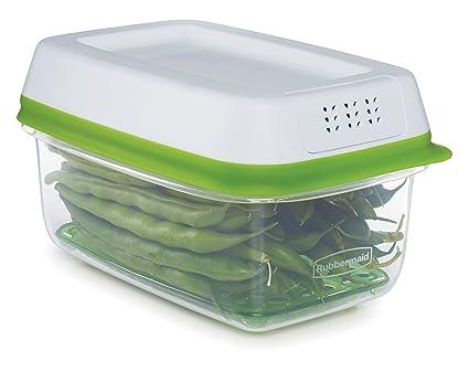 Amazon Com Rubbermaid Freshworks Produce Saver Food Storage