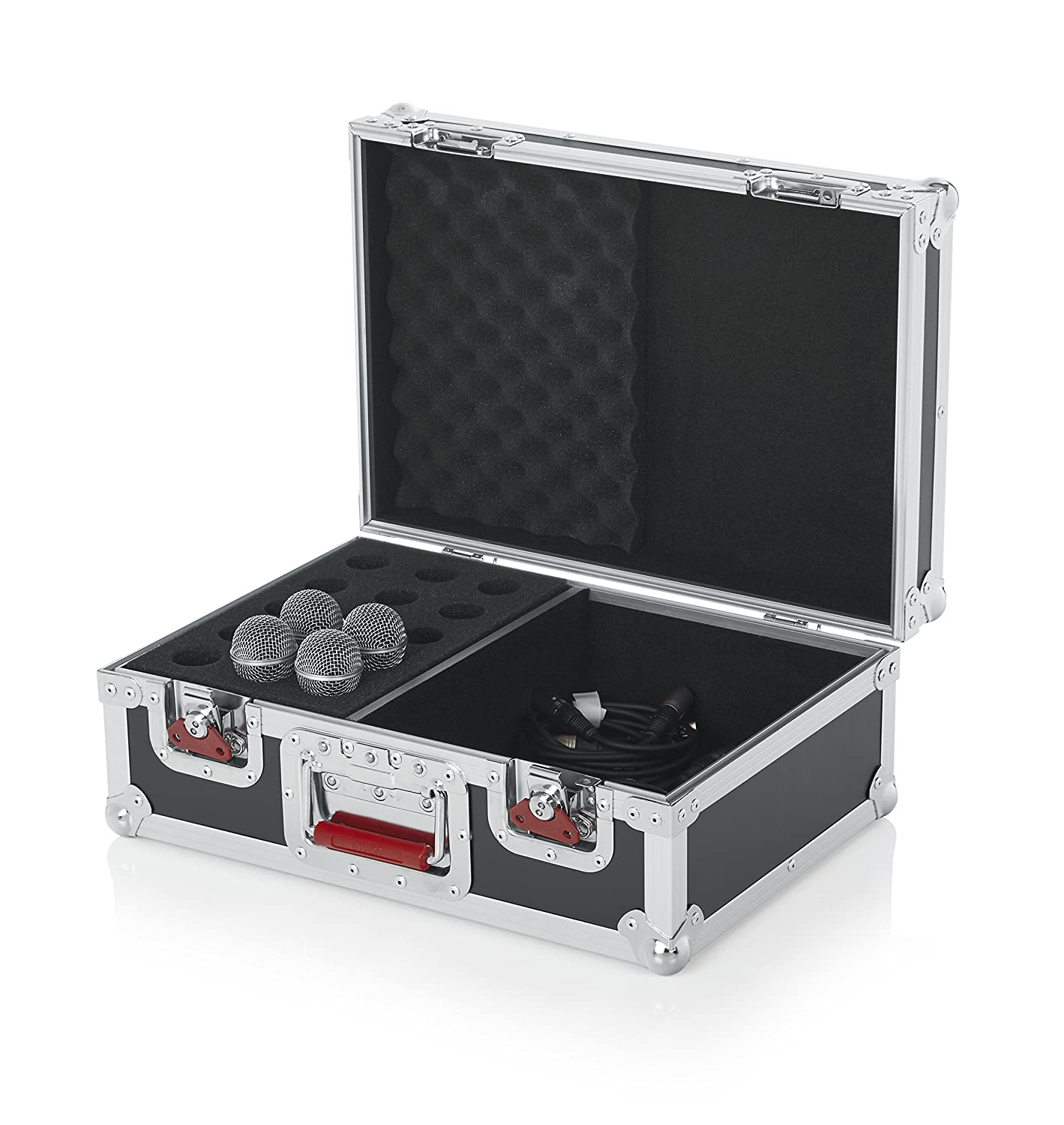 Gator 15 Microphones Road Case (G-TOUR M15) Gator Cases