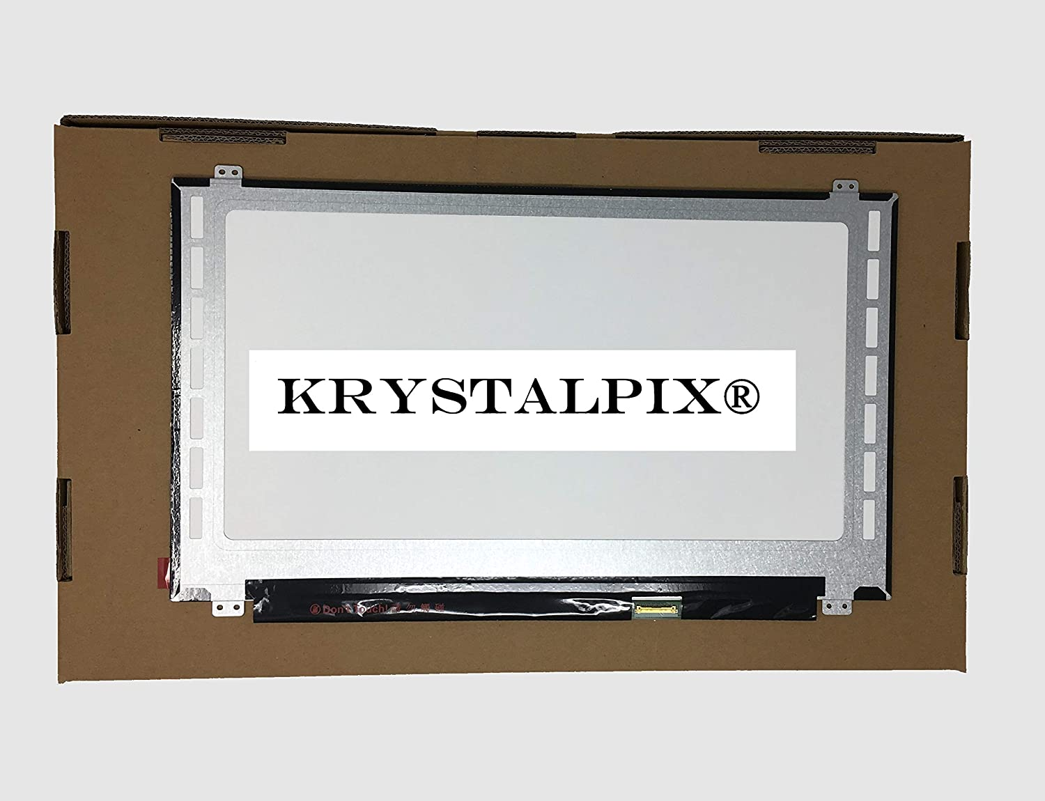 Substitute Only Non-Touch 15.6 FHD WUXGA 1080P eDP Slim IPS LED Screen SP LG P//N LP156WFC-SPD1 New KrystalPix LCD Display FITS D1
