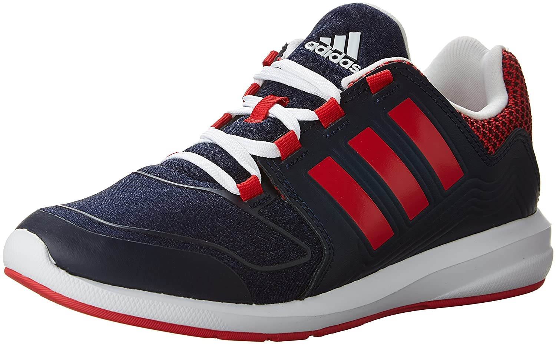 adidas Performance Boys' s-Flex k Running Shoe, Collegiate Navy ...