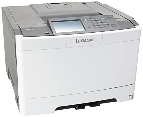 Lexmark CS510de Color Laser Printer Network Ready Duplex Printing And Professional Features