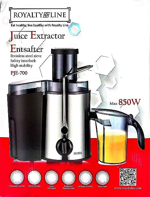 EUROSEDICO, Exprimidor de zumo, extractor de zumo, jugo,juice ...