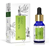 Rey Naturals Tea Tree Essential Oil for Skin, Hair and Acne care
