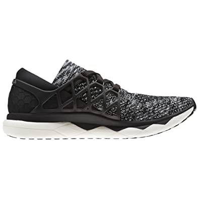 Reebok Men s Floatride Run Ultk Black Coal White Running Shoes-10 UK  54db05afd