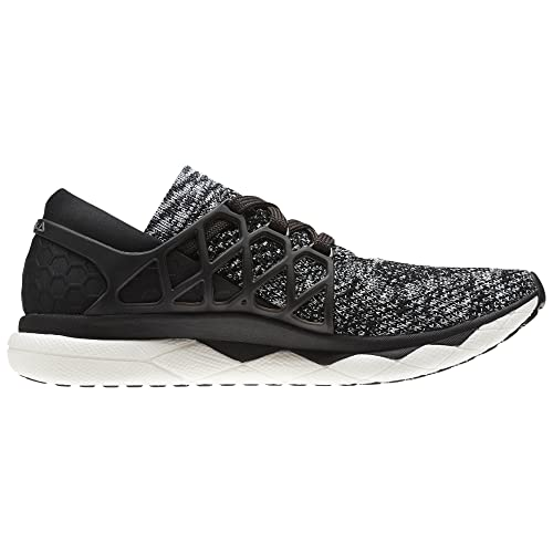476774fb6bd Reebok Men s Floatride Run Ultk Black Coal White Running Shoes-10 UK