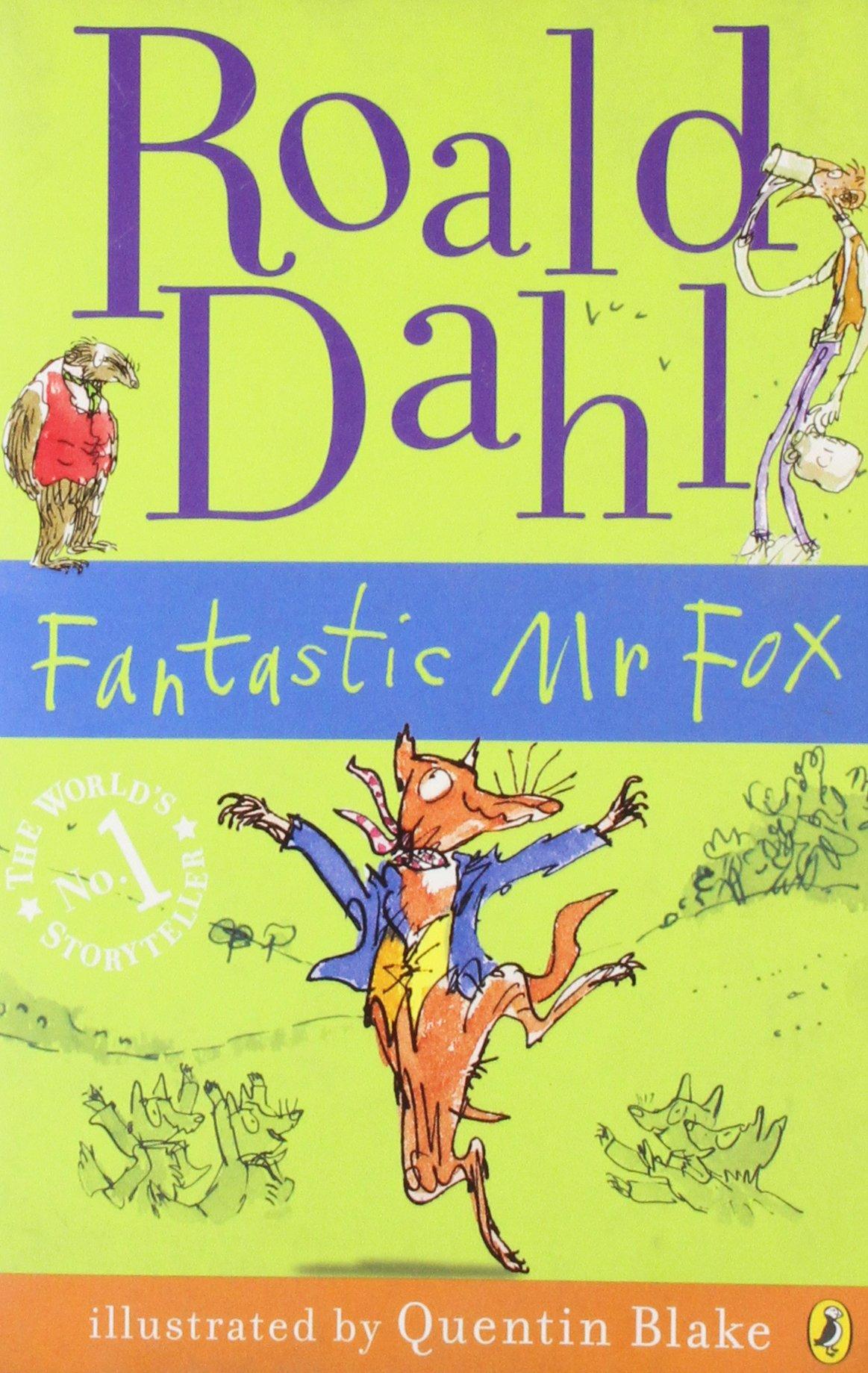 Read Online Fantastic Mr Fox pdf epub