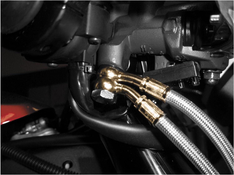 Galfer Rear Brake Line Kit for 03-04 Suzuki SV650 Standard