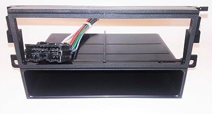 Metra 99-7007 Single DIN Dash Kit for 2000-2005 Mitsubishi Eclipse//Montero Sport