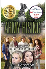 Army Rising: Divine Legacy Series, Book 2 Kindle Edition