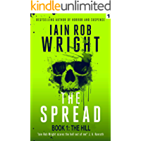 The Spread: Book 1 (The Hill) book cover