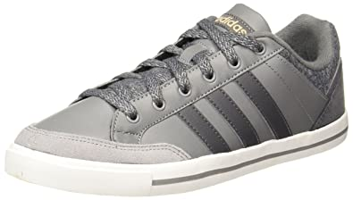 adidas neo Men's Cacity Grethr/Grefiv/Trakha Leather Sneakers - 7 UK/India