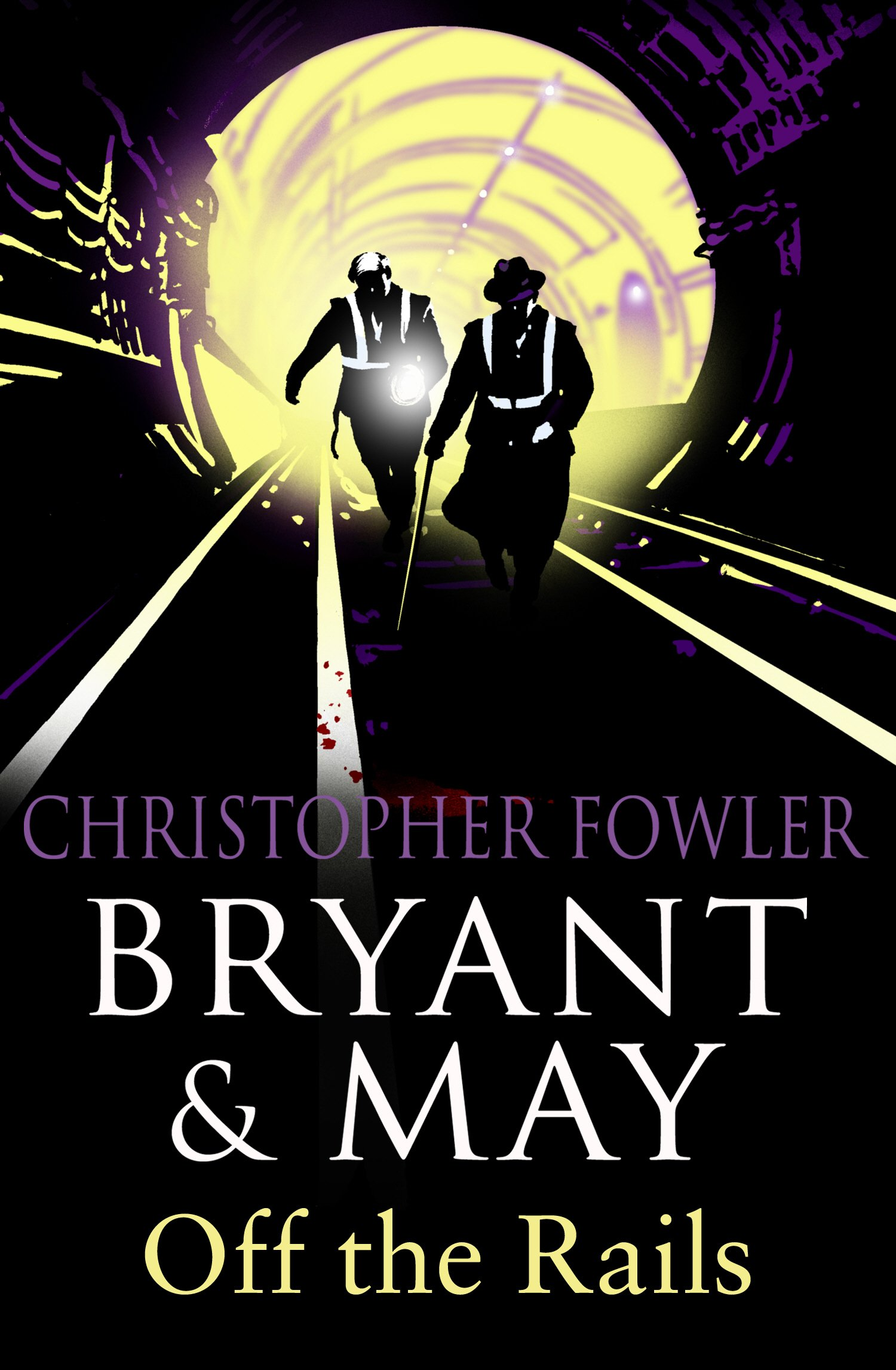 bryant and may off the rails fowler christopher