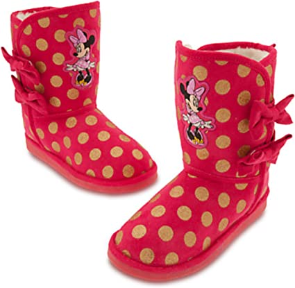 Disney Store Deluxe Minnie Mouse Winter