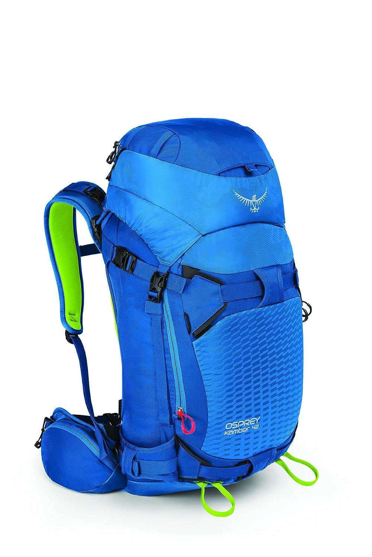 Osprey Kamber 42 Backpack Men green//blue 2018 outdoor daypack